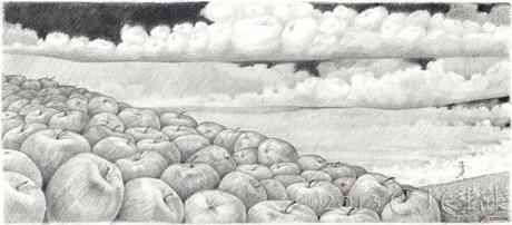 Applescape-Overpopulation 4